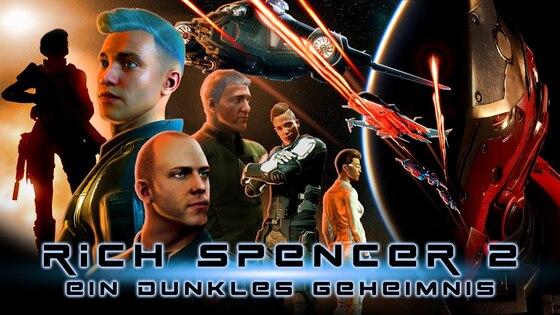 Rich Spencer 2 - Ein dunkles Geheimnis | Fan-Made-Movie | German Version