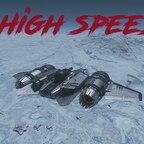 Hightspeed Lowflying on Yela
