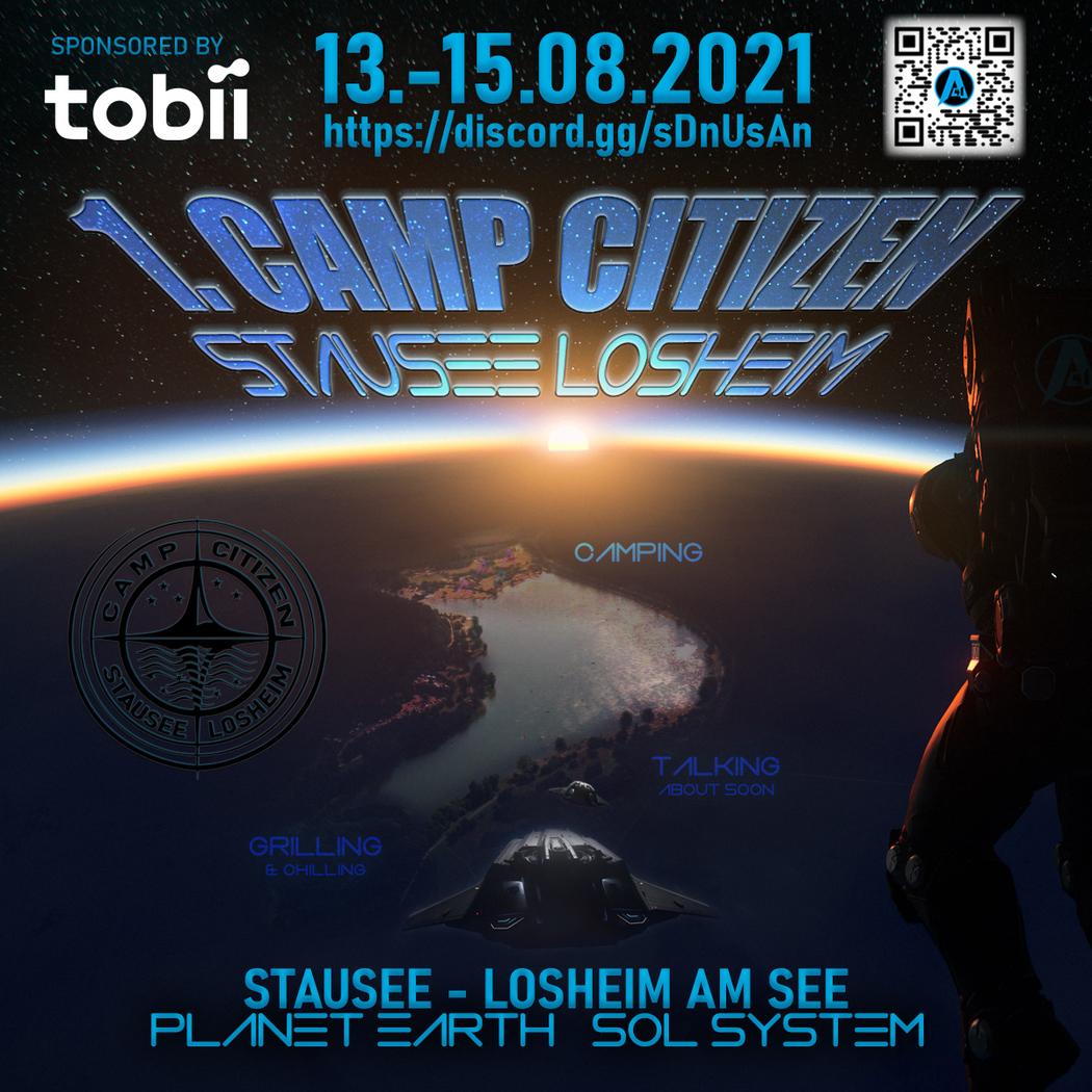 Camp Citizen 2021 - Flyer