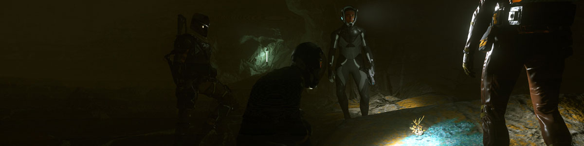 RPU   4 Spieler in Höhle