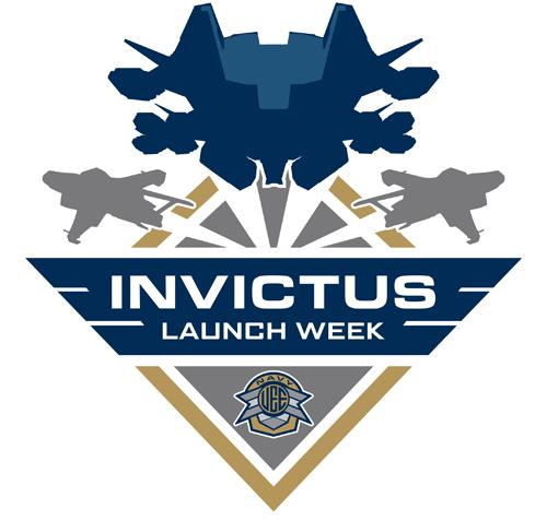 Invictus Week Logo